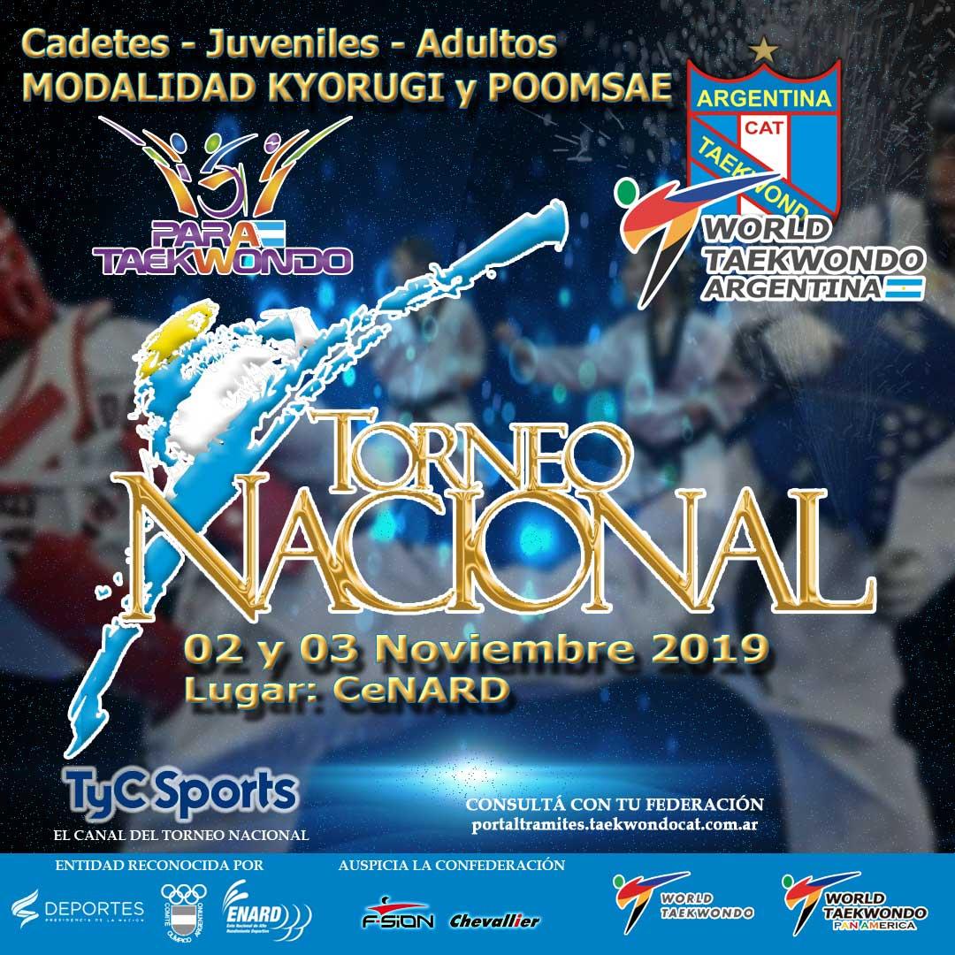 Torneo Nacional Argentino 2019
